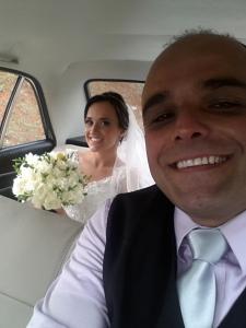 Motorista para Noiva
