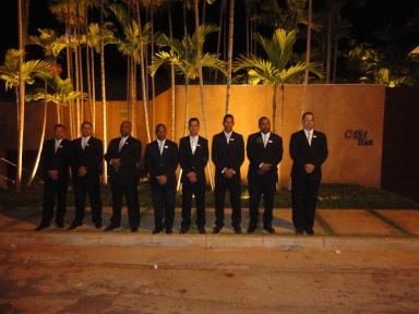 Moratti Eventos - Casa Tua - Sérgio Mendes eventos - Manobrista para casamento - Motorista de noiva - Portaria e Segurança - Manobrista em bh