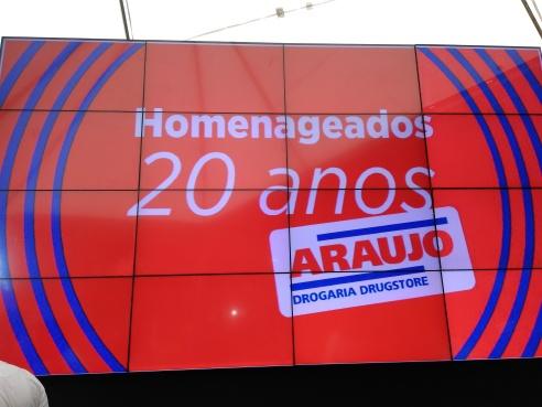 Moratti Eventos - Drogaria Araújo - Manobrista para eventos - Manobrista para festas em BH - Art Fas Cerimonial - CD Araújo